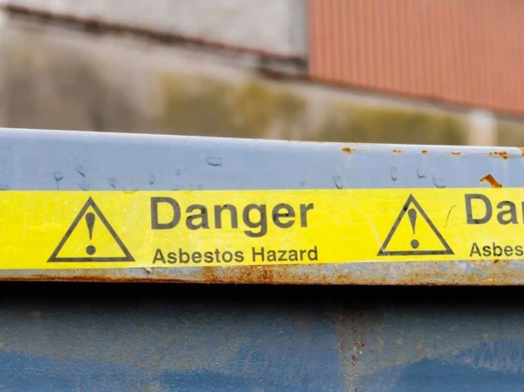 Asbestos Danger