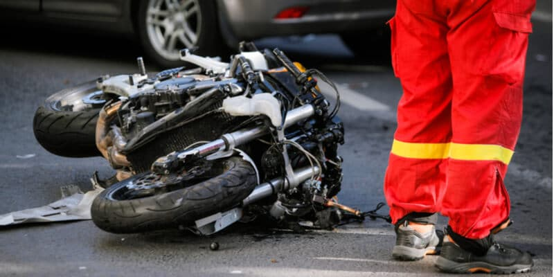 Motorcylce Accident