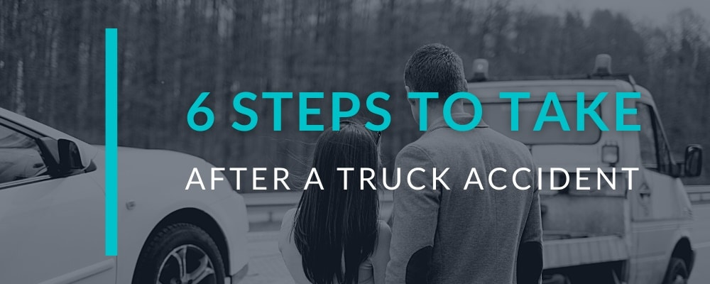 truck accident support