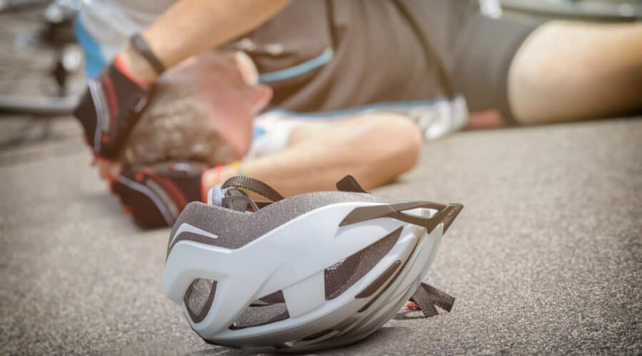 Bicycle Accident Head Injuries