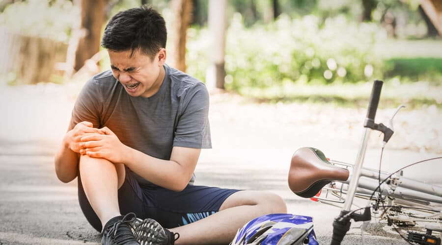 Common Bicycle Accident Injuries Include Fractures