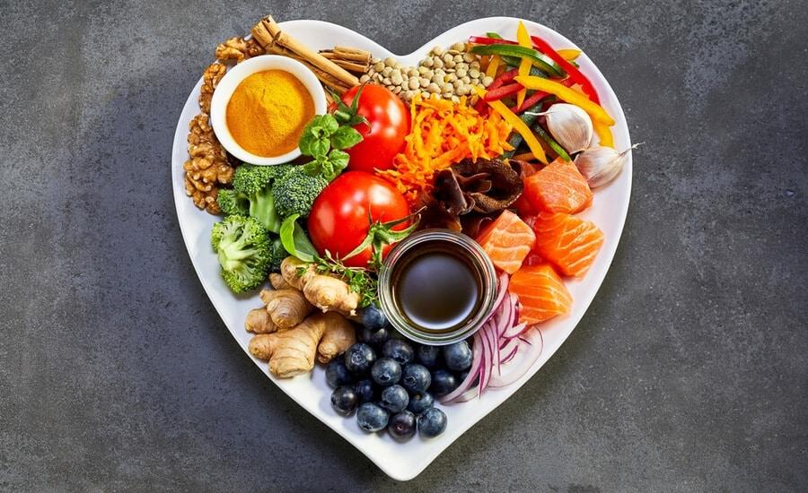 healthy diet to help bladder problems