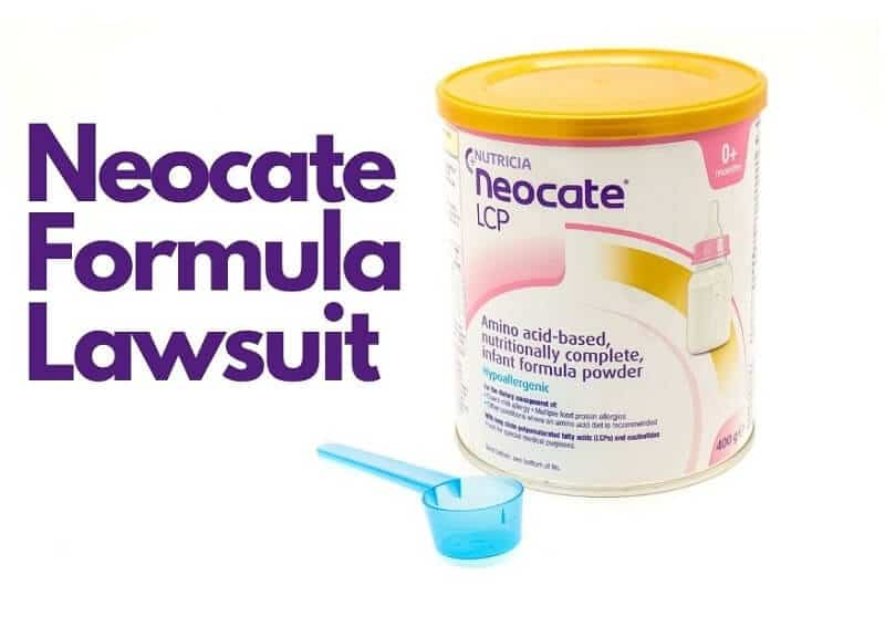 Neocate Formula Lawsuit