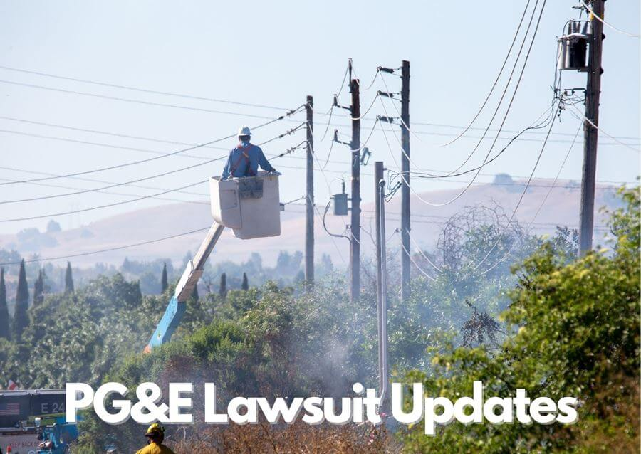 PG&E Lawsuit Updates